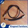 Manguera flexible trenzada de alta presión del alambre de acero, manguera automotora del caucho del aire acondicionado