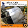 0.105mm~0.50mm Tinplate per Metal Can/Crown