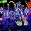 De Verlichting van het Project van Kerstmis voor de Decoratie van het Huis
