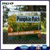 Frontière de sécurité de film de PVC de drapeau de maille de PVC d'impression (1000X1000 18X9 270g)