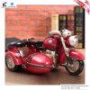 Banco Piggy da motocicleta de três rodas retro