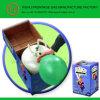 幸せな気球の時間使い捨て可能なシリンダーヘリウムタンク