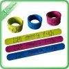 Напечатанные шаржем выдвиженческие Wristbands браслета Ppq высокого качества продукта