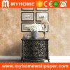 Papier peint de vinyle de PVC de papier de mur de damassé de décoration de mur