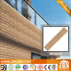 Azulejo esmaltado de madera de la porcelana de la inyección de tinta del material de construcción (J801601D)