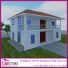 A casa pré-fabricada clara moderna da construção de aço fácil instala
