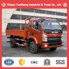 Pequeño carro del camión del Tri-Anillo 4X2/carros ligeros planos del cargo