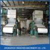 Bajo 1092m m costo producción semiautomática del papel de tejido de la máquina de papel
