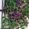 정원 녹색 장식적인 인공적인 산울타리 검술