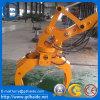 Gancho agarrador hidráulico para el excavador de KOMATSU PC120