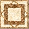 De verglaasde Ceramische Tegel van de Vloer van de Woonkamer