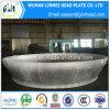 Protezioni cape ellittiche d'acciaio della fabbrica 500mm- 2000mm di iso 9001 Cina