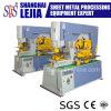 Fabricante de China da elevada precisão da máquina Q35y 25 do trabalhador do ferro