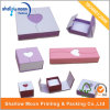 Positionnements de boîte-cadeau de conception de fantaisie de forme de coeur empaquetant le cadre (AZ122518)
