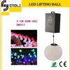 Luz de elevación del club de DJ del disco de la etapa de la bola de DMX LED (HL-054)