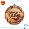 Medaglia d'ottone antica su ordinazione del premio del ricordo