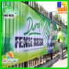Malla de poliéster Banner Publicidad Wraps Display Fence