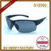 Lunettes de soleil de sport de la CE de la mode UV400 de modèle de S15062 Italie