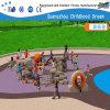 Escalada Jogo de exterior playground para as crianças (H14-0875)