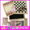 2014 neues Product Travel Game Chess Set Backgammon Toys für Kids, Hot Sell Backgammon Game Toys für Children Wj277095