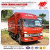 3000kg de Vrachtwagen van de Staak van het Pakhuis van de nuttige lading met Motor Yuchai