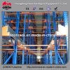Tormento de la lanzadera de la radio del almacén de la estructura de acero