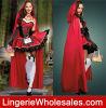 Quente vendendo pouco traje da capa de equitação vermelha