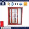 Doppia/finestra di scivolamento di alluminio resistente lustrata triplice