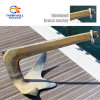 DIP quente Galvanized Malleable Marine Bruce Anchor para Boat