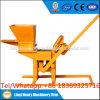 Bloco comprimido manual do cimento do solo da terra de Eco Qmr1-30 que faz a máquina