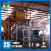 Bloque que se enclavija del alto cemento técnico de la eficacia alta Qt8 que hace la máquina