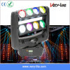 Nieuwe 8PCS*10W RGBW LED Moving Head Spider Light
