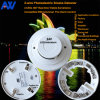 360 Grad Voll-Anblick photoelektrischer Rauchmelder