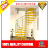 Home Space Saving Indoor Spiral Stairs