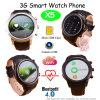 intelligentes Telefon der Uhr-3G mit GPS-Navigation und WiFi drahtlosem Internet (X5)