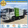 Venda quente de Dongfeng 4X2 10 do vácuo da limpeza do caminhão 10 toneladas de vassoura de estrada M3