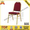 Chaise empilable en acier durable de banquet