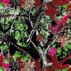 Película de cópia Hydrographic de transferência da venda por atacado da árvore da largura da parte superior 0.5m de Tsau
