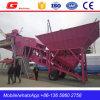 Pianta d'ammucchiamento concreta mobile di basso costo con il silo (YHZS75)
