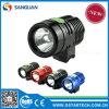 Nachfüllbare Aluminum hohe Leistung Xm-L2 1200lumen LED Bike Light