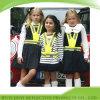 Chaleco reflexivo de la seguridad de tráfico de los niños de la alta calidad (ANSI)