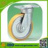 Émerillon Caster avec Polyurethane Wheel