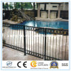 Metal personalizada piscina cerca del casquillo de la cerca