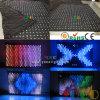 Feuerfestes LED Anblick-Tuch der Disco-Partei-Hintergrund-Effekt-Dekoration-
