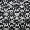 Cordón africano de la tela de estiramiento del bordado (1363)
