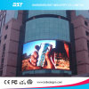 Diodo emissor de luz Advertizing Displays de HD Commercial para Curved Design