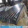 Hoja de acero acanalada galvanizada, galvanizada cubriendo la hoja