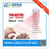 Laser Keyboard de Wireless Bluetooth d'aperçu gratuit de Facotry Price pour iPhone5 5s 5c