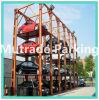 Quatre portance hydraulique de stationnement de case de poste des étages quatre (FPSP-4)