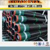 API 5CT K55 J55 9 5/8  pipa/tubo de acero de la cubierta